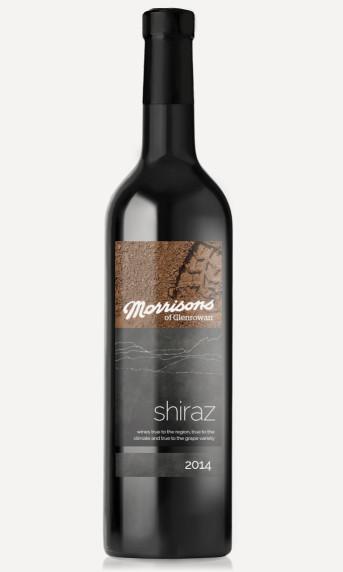 Morrisons 2014 Shiraz