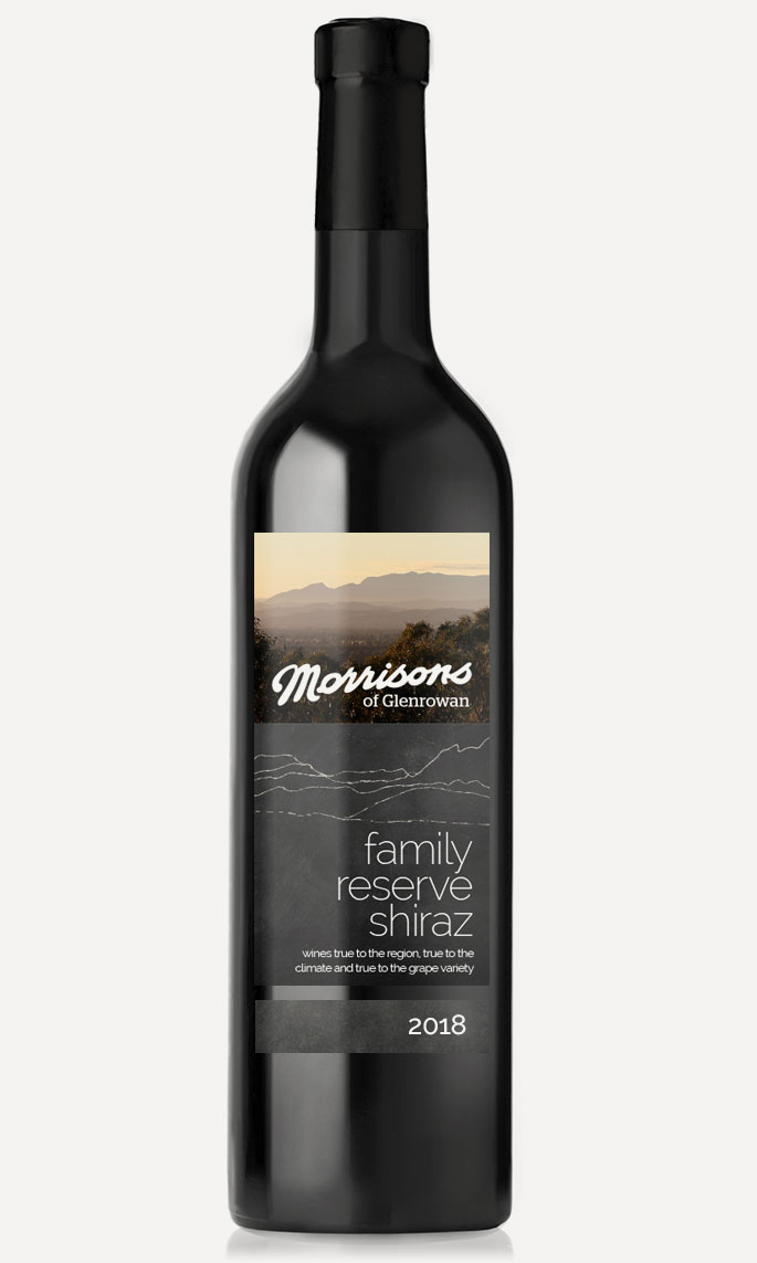Family Reserve Shiraz 2018