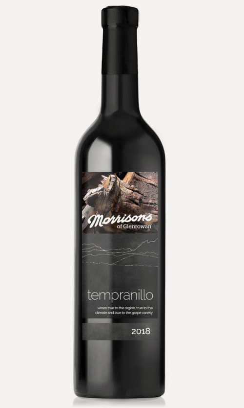 Morrisons of Glenrowan 2018 Tempranillo