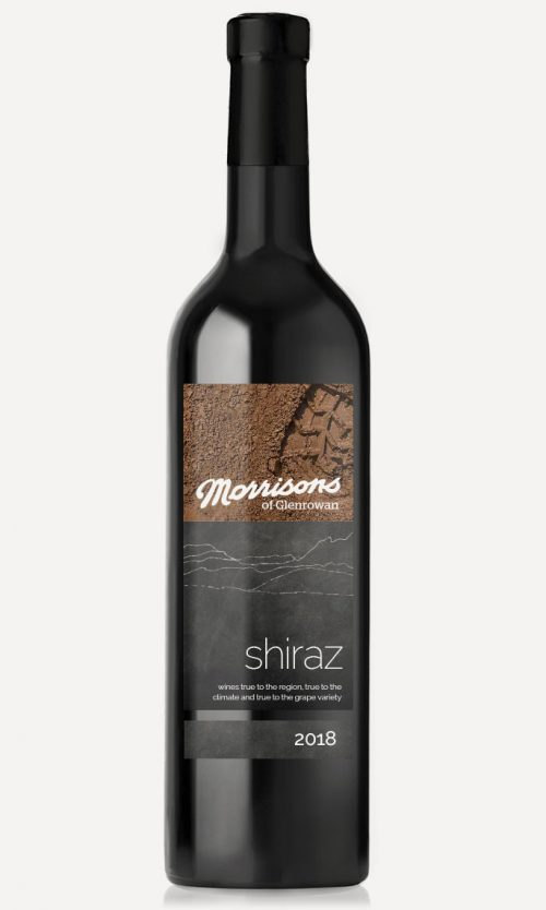 Morrisons of Glenrowan 2018 Shiraz