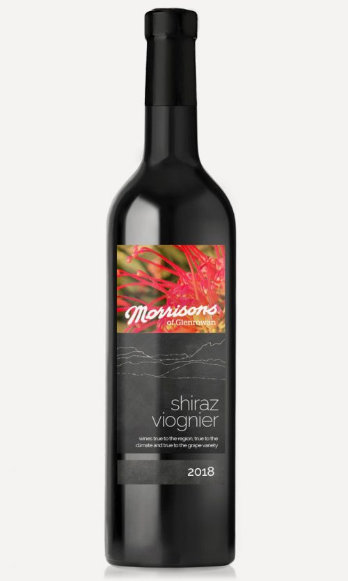 Morrisons of Glenrowan 2018 Shiraz Viognier