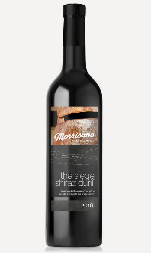 The Siege Shiraz Durif 2018