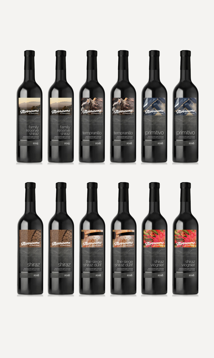 Winemakers' Reds Selection Pack