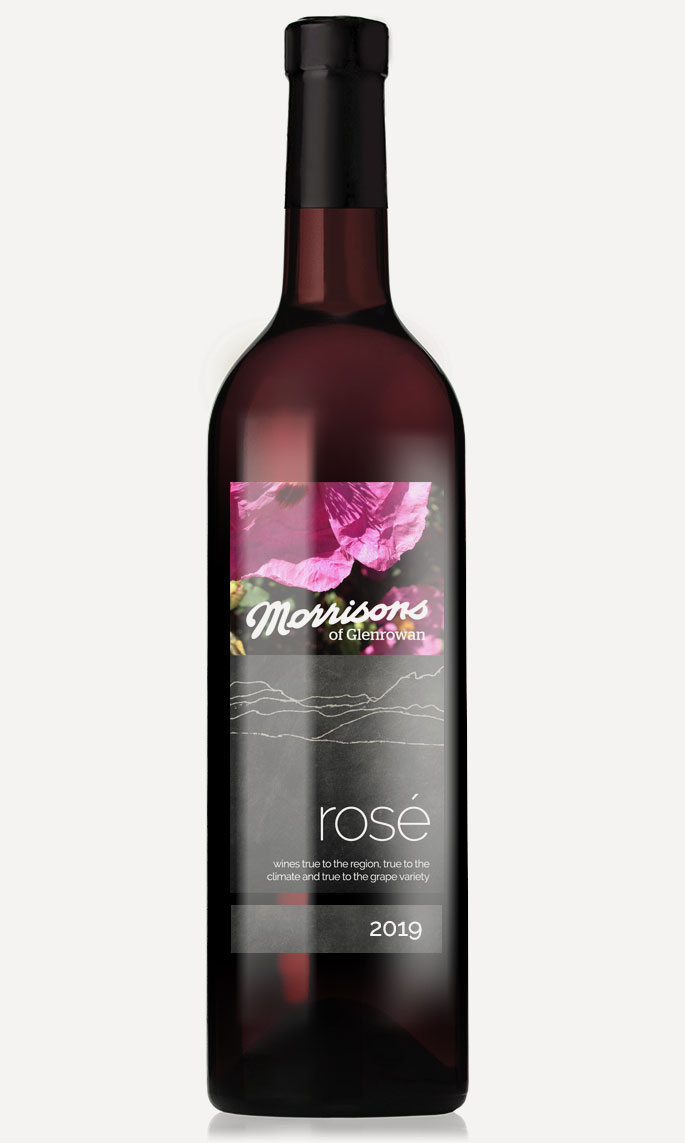 Morrisons of Glenrowan 2019 Rosé